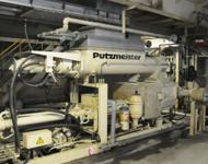 高知工場で稼働中のプツマイスターポンプ